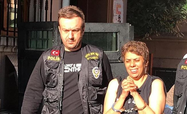 Başörtülü kadına saldırının faili tutuklandı