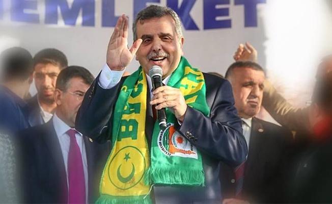 Beyazgül'den Urfaspor'a deplasman desteği