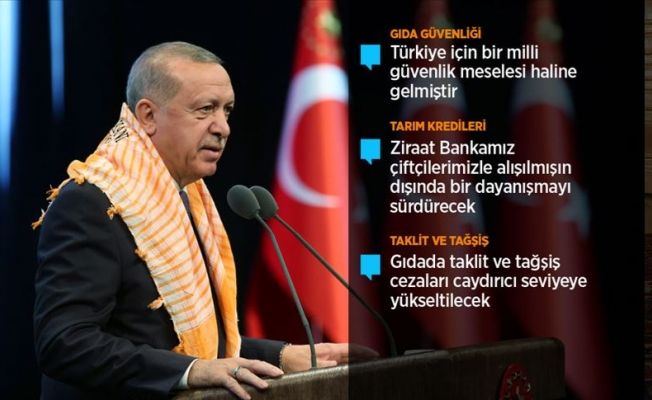 Erdoğan: Kalıcı çözüm getireceğiz