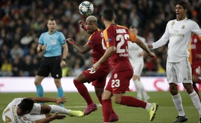 Galatasaray'dan UEFA'ya farklı skorlu veda