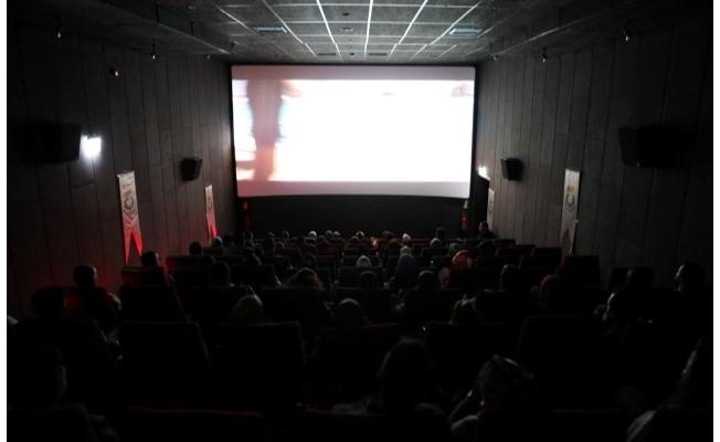 Haliliye'de öğretmenlere sinema etkinliği