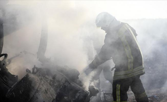 Rasulayn'da bombalı araç patladı: 17 ölü