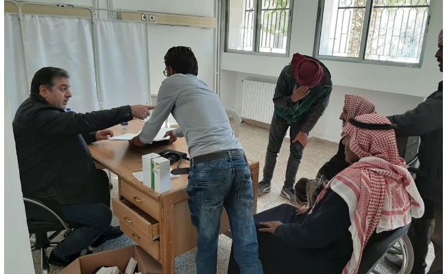 Rasulayn'daki hastane sağlık hizmete açıldı