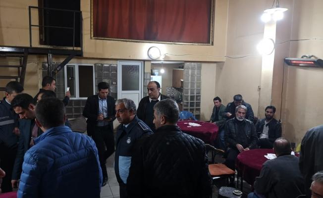 Şanlıurfa'da polis iş yerlerini denetledi