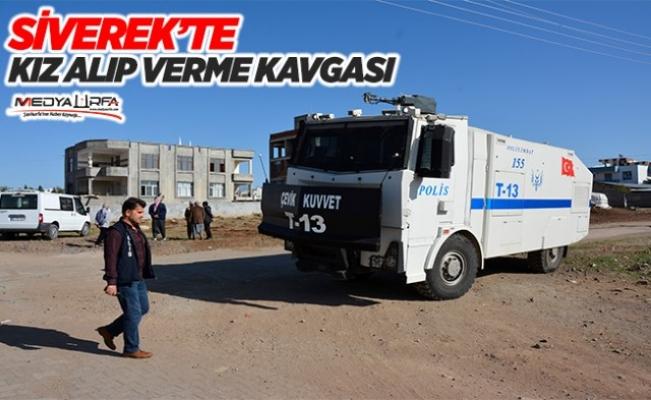Siverek'te iki aile arasında kavga: 6 yaralı