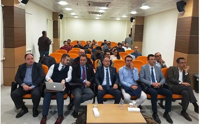 Urfa'da Ayak Bileği Toplantısı Yapıldı