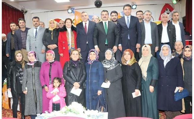 AK Parti Karaköprü'de delege seçimi yapıldı!
