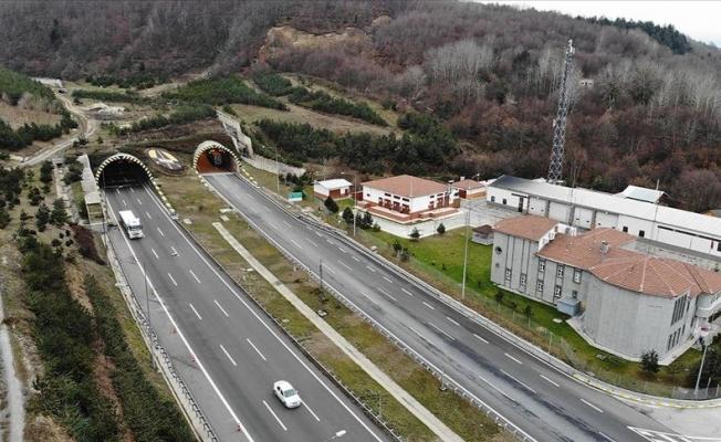 Bolu Dağı Tüneli Kışa Hazır