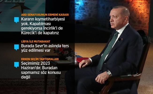 Erdoğan: Kapatılması gerekiyorsa, kapatırız