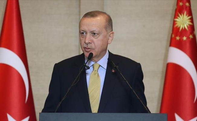 """Erdoğan: """"PKK tarihinin en ağır darbelerini alıyor"""""""