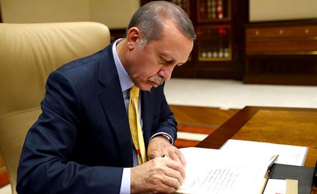 Erdoğan'ın masasındaki anket!