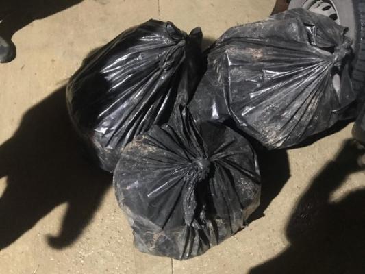 Gaziantep'te 42 kilogram esrar ele geçirildi