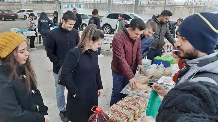 Halfeti'de Mehmetçik Vakfı Yararına Kermes