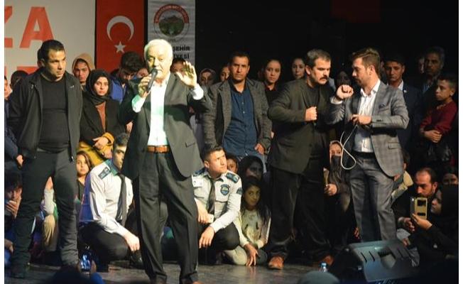 Hatipoğlu Viranşehir'de konferans verdi