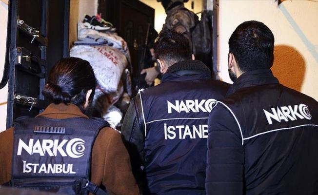 İstanbul'da 11 ilçede büyük operasyon: 103 gözaltı