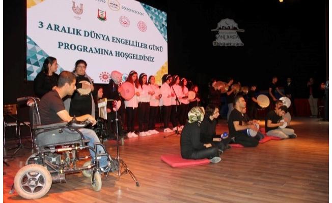Şanlıurfa'da 3 Aralık Engellliler Günü Etkinliği