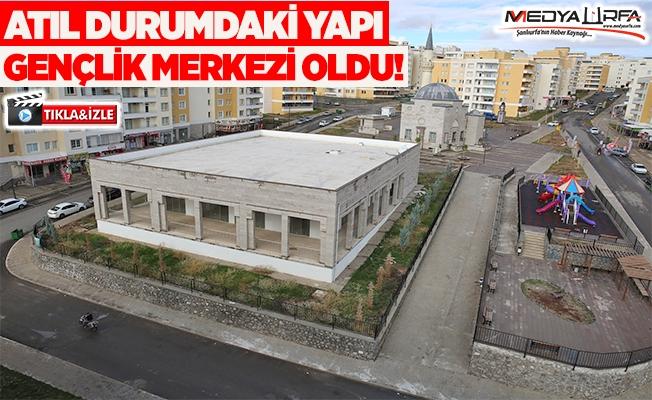 Seyrantepe'ye Kültür Merkezi Kazandırıldı