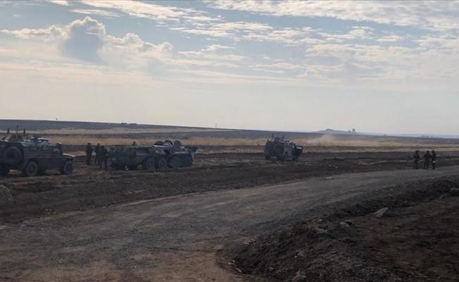 Türk ve Rus askerlerinden 13. ortak kara devriyesi