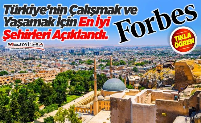 Türkiye'nin yaşamak için en iyi şehirleri