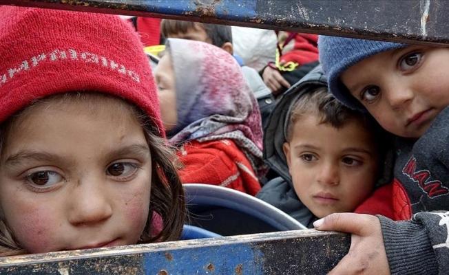 27 bin sivili daha yerinden edildi