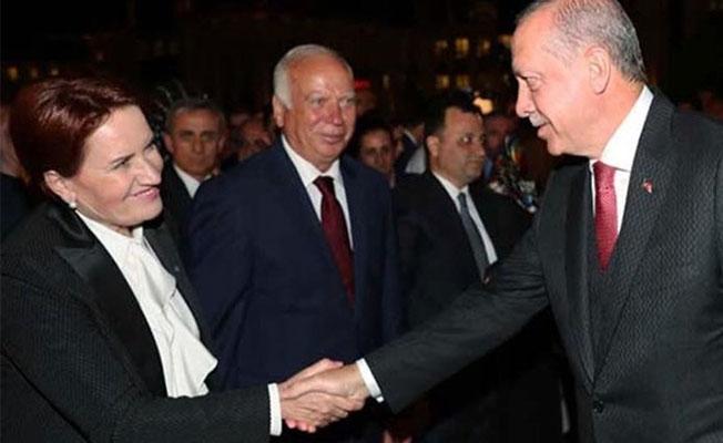 Akşener, AK Parti ile ittifak için şart koştu
