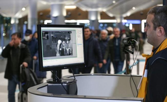 Çin'den gelen yolculara Türkiye'de kontrol