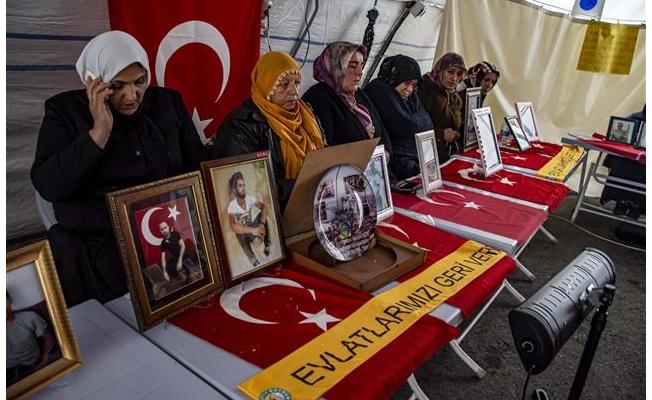 Diyarbakır annelerinin evlat nöbeti 125'inci gününde