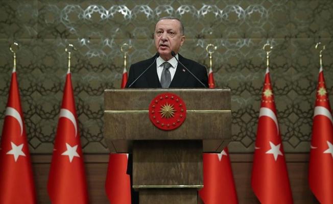 Erdoğan: Yalan ve iftirayla şerrinizi kimseye bulaştırmayın