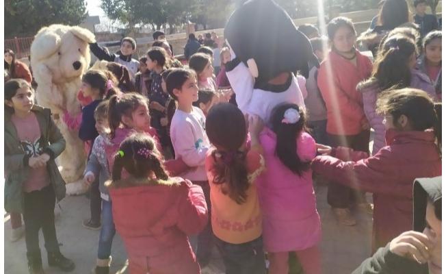 Eyyübiye'de iyilik merkezi çocukların yüzünü güldürüyor