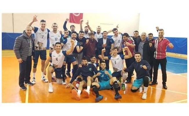 Haliliye, Tokat ekibini 3-0 mağlup etti