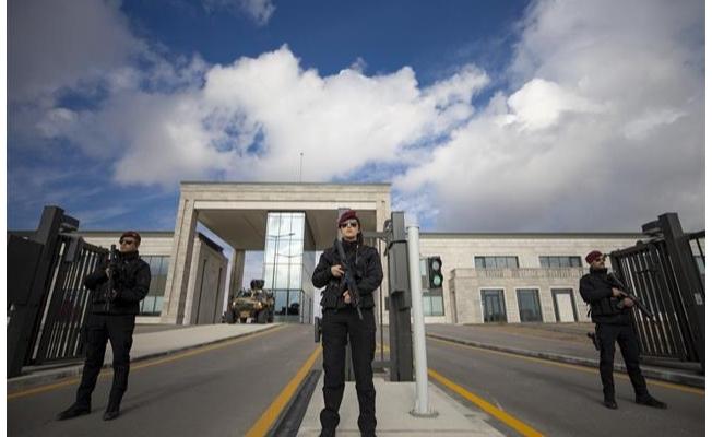 """MİT'in yeni binası """"KALE"""" hizmete açılıyor"""