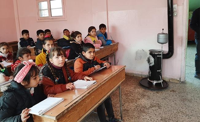 Resulayn'da 7 bin 222 öğrenci dersbaşı yaptı