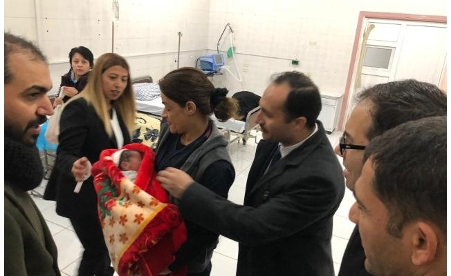 Telabyad Hastanesinde İlk Ameliyat