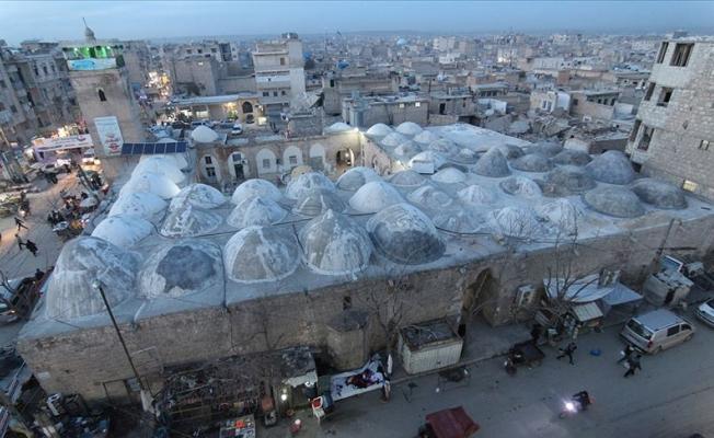 Türkiye, Suriye'deki El Bab Ulu camisini onardı