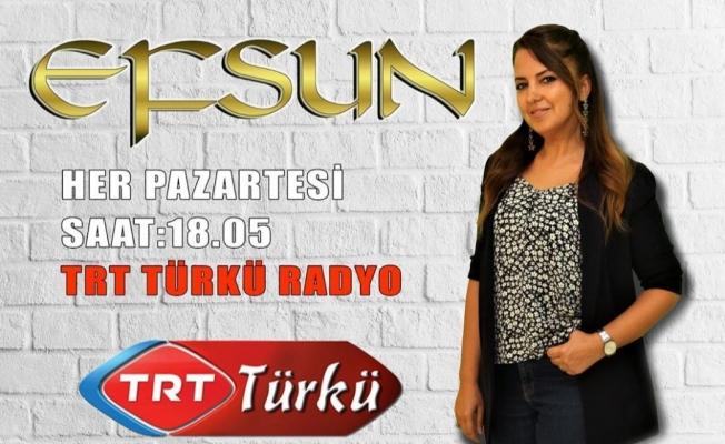 Urfalı sanatçı TRT Türkü'de programa başlıyor