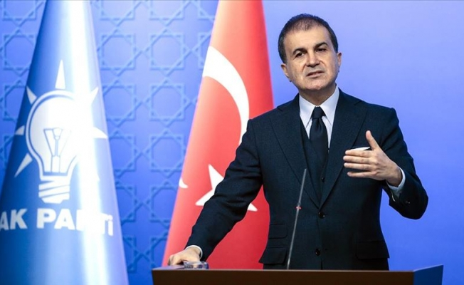 AK Parti Sözcüsü Çelik Eleştirilere Yanıt Verdi