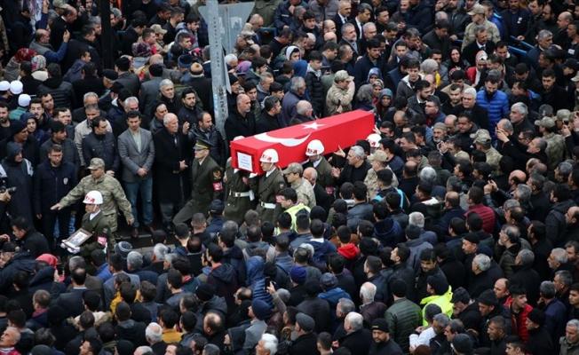 Siirt'ten acı haber: 1 şehit