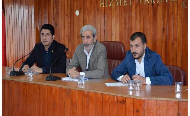 Siverek Belediyesinde Şubat Ayı Meclis Toplantısı Yapıldı