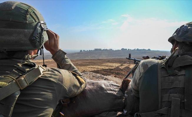 Barış Pınarımda 2 terörist etkisiz hale getirildi