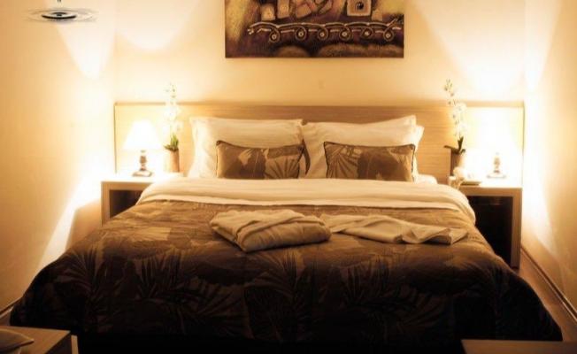 120 yataklı termal otel sağlık çalışanlarının hizmetine sunuldu