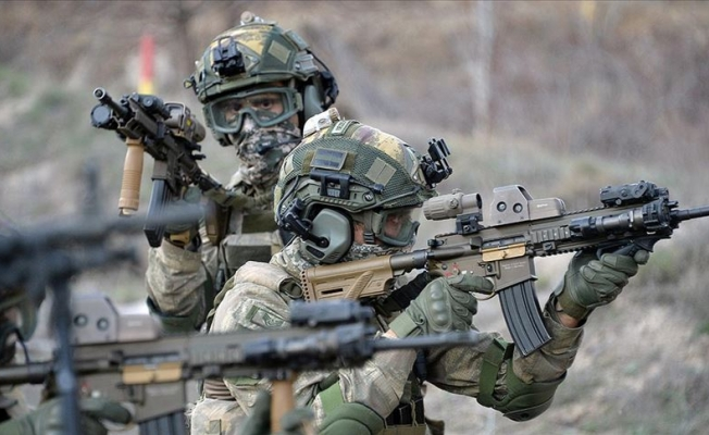 Barış Pınarı bölgesinde 6 terörist öldürüldü
