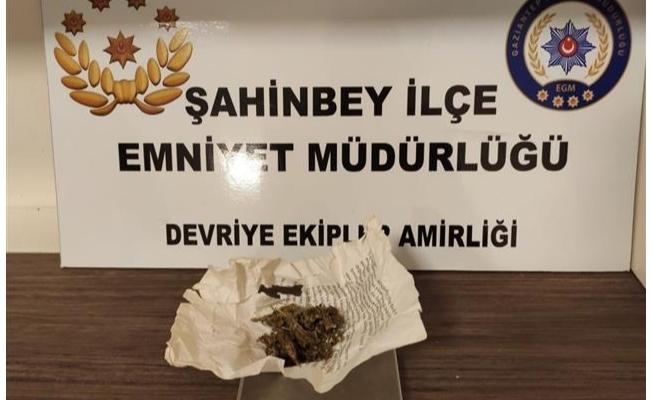 Gaziantep'te uyuşturucu operasyonu: 37 gözaltı