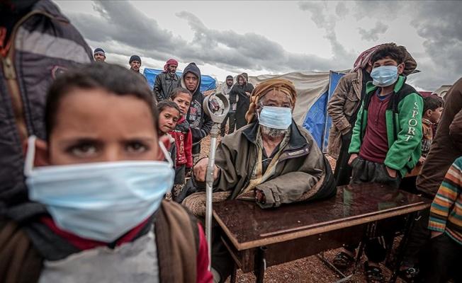 Suriye'de ilk koronavirüs vakası