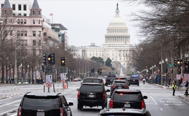Washington'da 'acil durum' ilan edildi