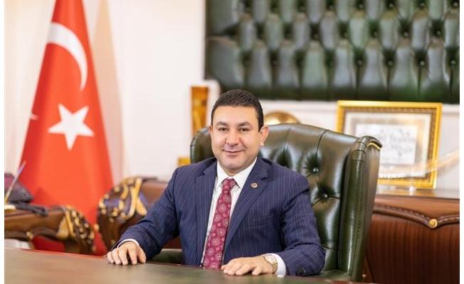 Başkan Özyavuz Ramazan Bayramını Kutladı