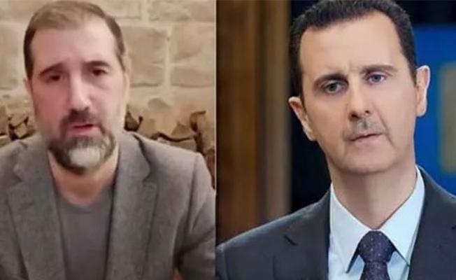 Esad'ın kuzeni meydan okudu!