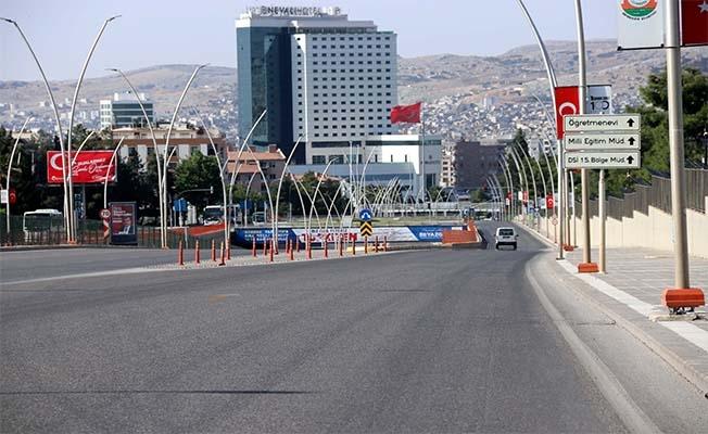 Şanlıurfa'da sokağa çıkma yasağı