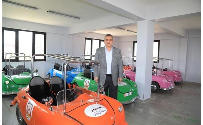Türkiye'nin En Büyük Çocuk Trafik Eğitim Parkı Tamamlandı