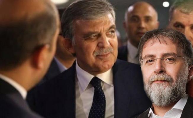 Ahmet Hakan'dan Abdullah Gül iddiası