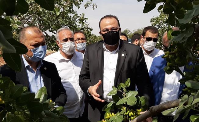 CHP heyeti tespit için Urfa'ya geldi